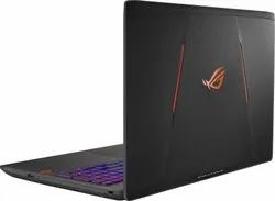I7 7th Gen Grey Asus ROG GL553VD-FY103T Refurbished/Used Gaming Laptop, 16GB, Screen Size: 15.6