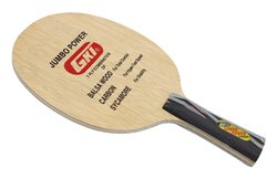 GKI New Jumbo Carbon Table Tennis Blade