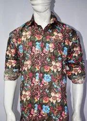 Men Full Sleeves Shirt
