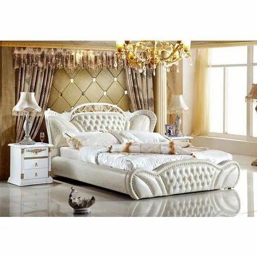 Bedroom Designer Wooden Bed