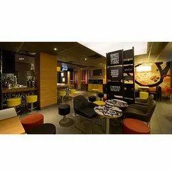 Restaurant Interior Designing Service, 30 Days