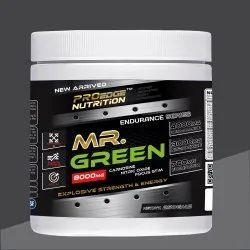 Mr - Green Pre Workout Gym