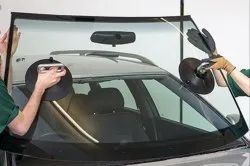 Windshield Replacement Fitting Services/Front Glass Replacement Service In Madurai