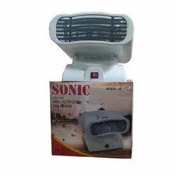 Sonic Fan Heater
