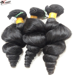 Weft Indian Loose Curly Hair