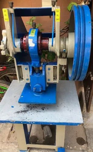 50 Hz Chappal Making Machine, Production Capacity: 1000 pieces per hour