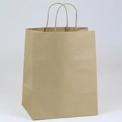 Plain Paper Shopping Bag