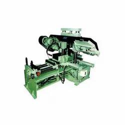 BDC-550 M Semi Automatic Double Column Band Saw Machine