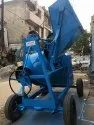 10/7 CFT Mobile Hoist Concrete Mixer Mobile Hoist