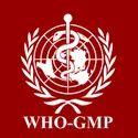 WHO-GMP Certificate