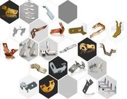 Sheet metal components, For Industrial