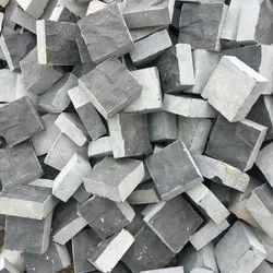 Outdoor Granite Cobblestone Slab