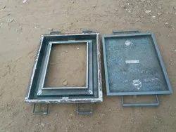Concrete Manhole Cover Molds