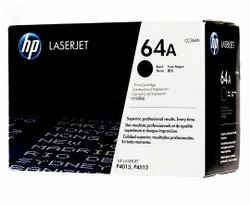 HP 64A Toner Cartridge new