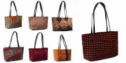 Kantha Women Shopping Hand Bag