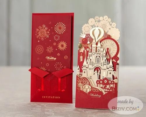 Wedding Card Design Services