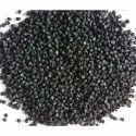 Black- PVC- Granules