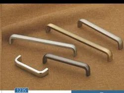 Chrome Finish Stainless Steel Pull Handle