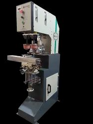 Double Color Glass Bottle Pad Printing Machine