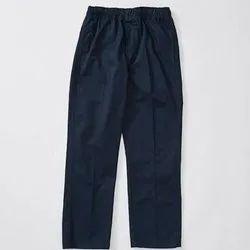 Polyester Black School Trouser, Size: S-XXL
