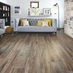 Solar Brite Vinyl Flooring Service, Minimum Area: 100 Sq Ft