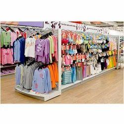 Baby Wear Store Slatwall