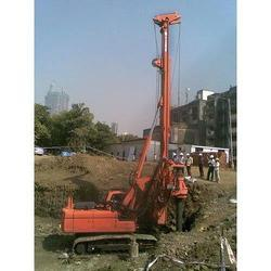 Hydraulic Rotary Piling Services