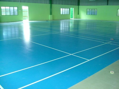 Outdoor Polyurethane Synthetic Sports Surfaces, | ID: 4035065555