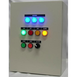 Three Phase Induction DOL Starter Control Panel