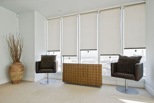 Glossy Interior Blinds