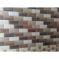 Multicolour Fancy Wall Tile, Thickness: 8 - 10 mm