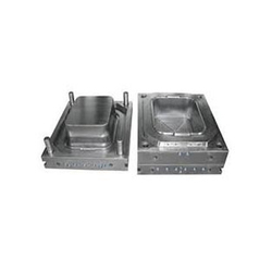 Mild Steel Plastic Box Injection Mould