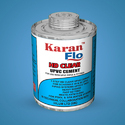 Heavy Duty Clear UPVC Solvent Cement