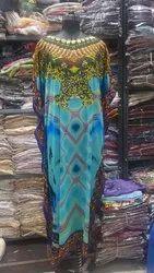 Festive Wear Digital Printed Kaftan, Age Group: 15-75