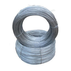 Galvanized Iron GI Binding Wire, For Construction, Quantity Per Pack: 25 m
