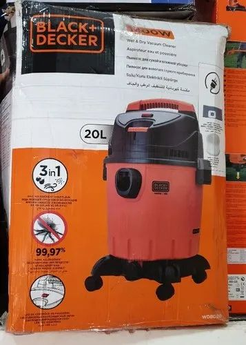 Brand: Black Decker Wet & Dry Vacuum Cleaner, Water Filter