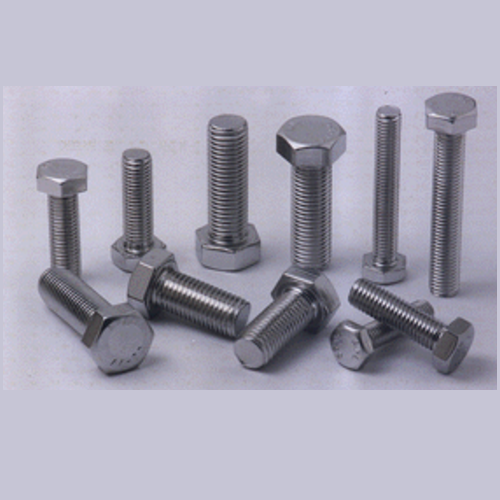 Industrial Bolts - Carriage Bolt Exporter from Mumbai