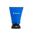 Air Flow Capture Hoods, Color: Blue & Black
