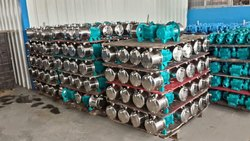 25METERRS 0.1 -1hp SS Water Pump, Max Flow Rate: 2000, Model Name/Number: AJM45S, LEO