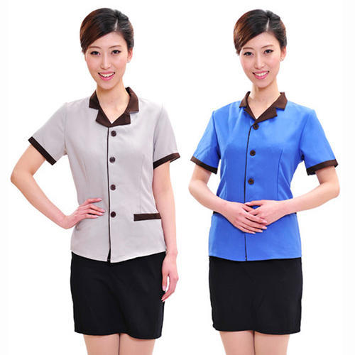 42f750a92dca1 Front Office Staff Uniform at Rs 649  piece