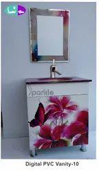10 Digital PVC Vanity Set