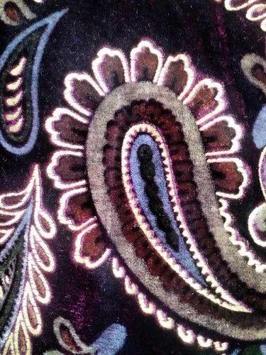 58 inch Crown Jari Multi Print for Upholstery