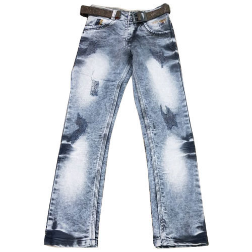 e75b9cce9b8 Allen Copper Kids Denim Blue Damage Jeans