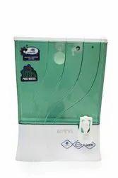Green Wall Mountable Hi Fi Water Lily Ro UV Water Purifiers