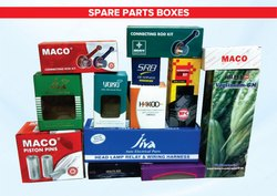 Spare Part Packaging Boxes