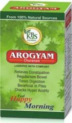 KBS Herbal Arogyam Churanam, Packaging Type: Plastic Bottle, Packaging Size: 100 Gram