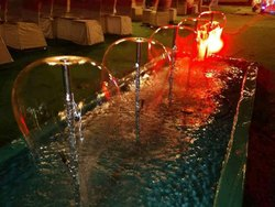 Fountain Decoration Service