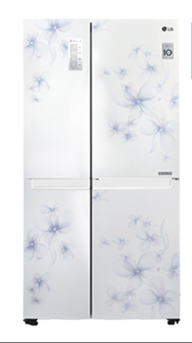 Lg Side By Side Refrigerator View Specifications Details Of Lg