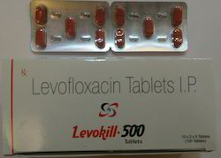 Levofloxacin 500mg Tablets (Pack of 20)