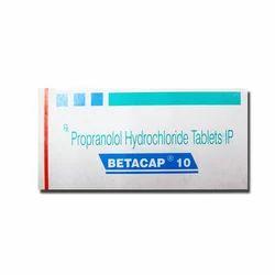 Propranolol Hydrochloride Tablets 10 mg